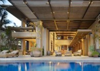 Luxury swimming pool Baja Mexico Residence Olson Kundig Architects