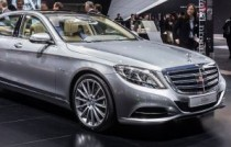 Salon auto Détroit Mercerdes S600