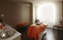 Beauty Spa L.RAPHAEL Hotel Martinez cabine Photo Jean-Francois Romero