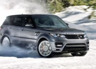 perfect car Range Rover Sport mountain