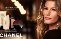Gisele Bundchen les beiges Chanel