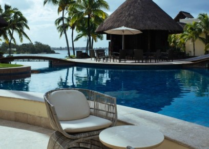Le Touessrok hotel luxe Ile Maurice Terasse