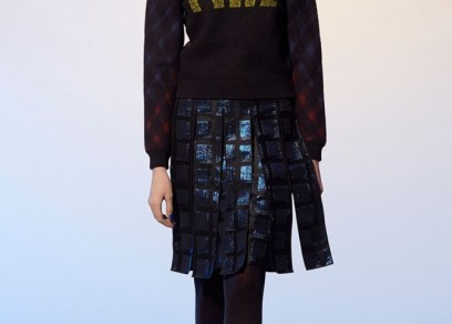 Pop-up Store Kenzo Haussmann Pull Collection Femmes
