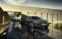 new BMW 7 Series architecture