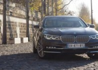 Voiture Luxe BMW 730d