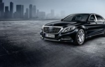 Mercedes-Maybach S 600 Guard avant