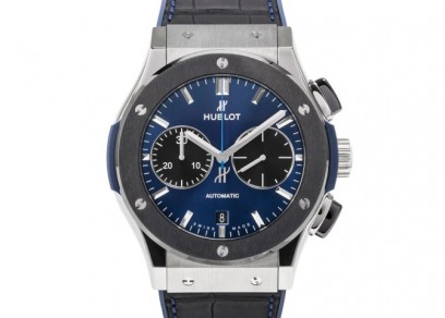 Hublot The Watch Gallery Exclusive Chrono montre