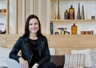 Hilary Lancaster, interior designer of Urban Lodge Hotel - Photo F.Ducout (46)