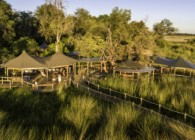 Wilderness Safaris little Vumbura Camps delta