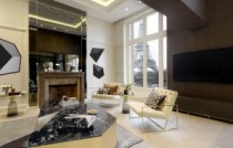 Appartement design Paris Avenue De New York 13