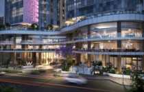 W Brisbane -Exterior North Quay - Rendering-