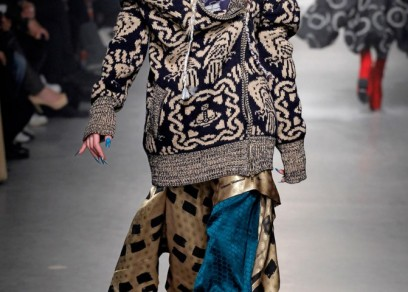 Vivienne Westwood Fall Winter 2013 2014 collection