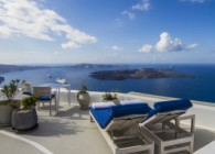 Iconic Santorini Deluxe Room - Terrace
