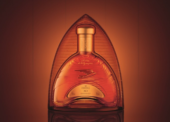 Martell XO Bouteille Exclusive Architect Edition