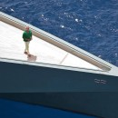 Wally 118 Yacht Coque