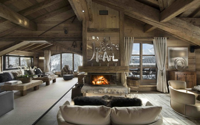 Top most wonderful chalets in courchevel