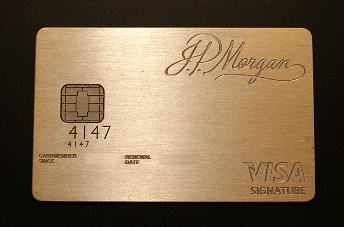 JPMorgan Palladium Card