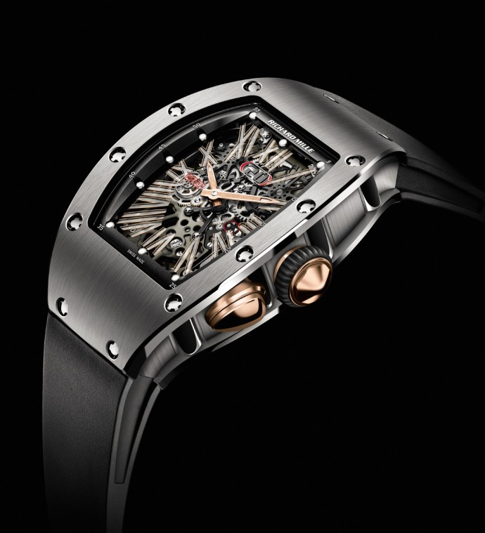 Richard Mille RM 037 Face