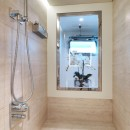 Shower Yacht Sanlorenzo 40