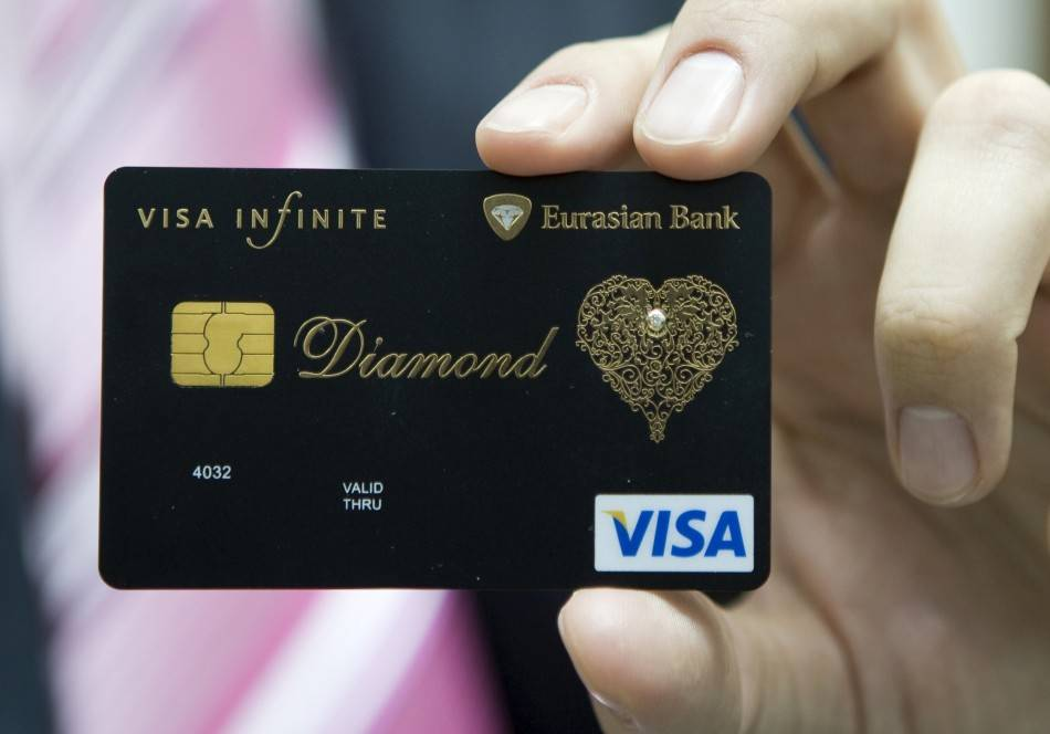 the 4 most prestigious credit cards in the world - Elite Visa Card