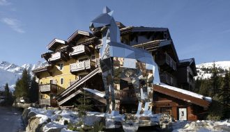 Palace Cheval Blanc Courchevel 1850