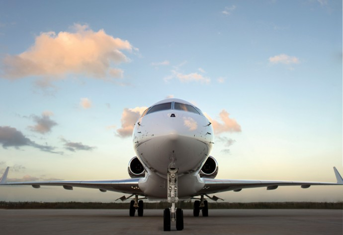 NetJets Signature Series Global 6000