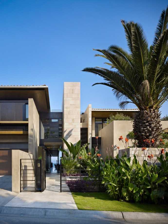 Modern Villa In Mexico By Olson Kundig Architects