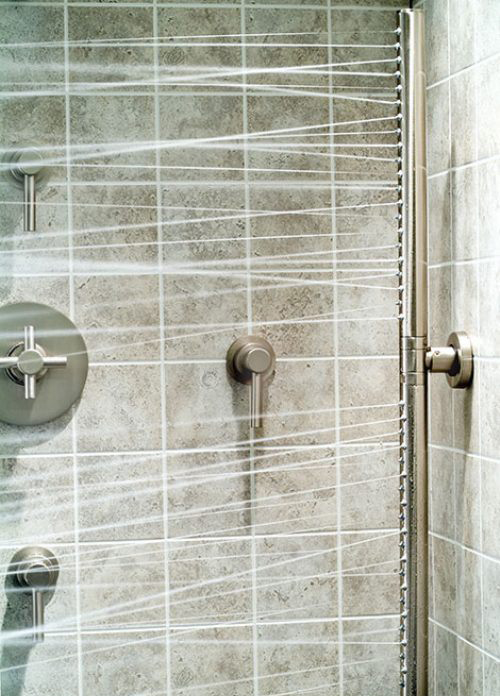Douche design multijet