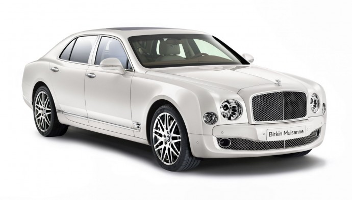 Bentley mulsanne birkin limited edition for Bentley motors limited dream cars