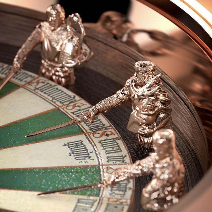 Montre Roger Dubuis Excalibur Round Table SIHH 2013