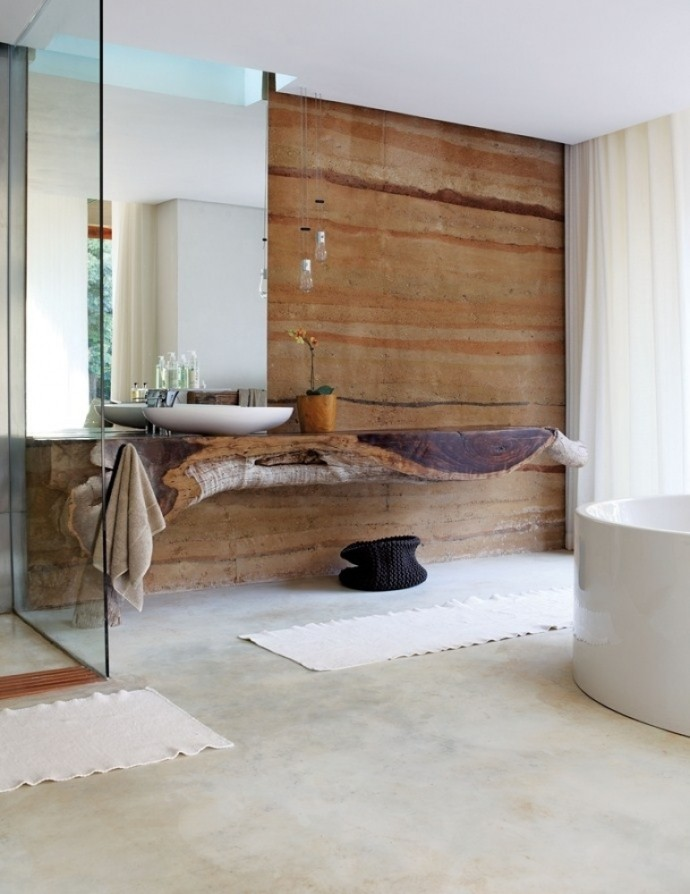 wood bath by Silvio rech lesley carstens