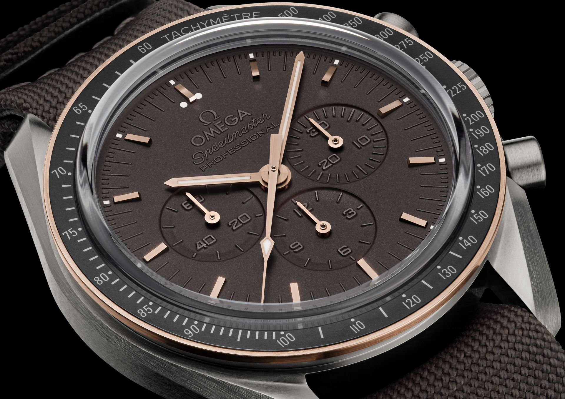 Baselworld 2014, Omega launches Apollo 11 back to the sky