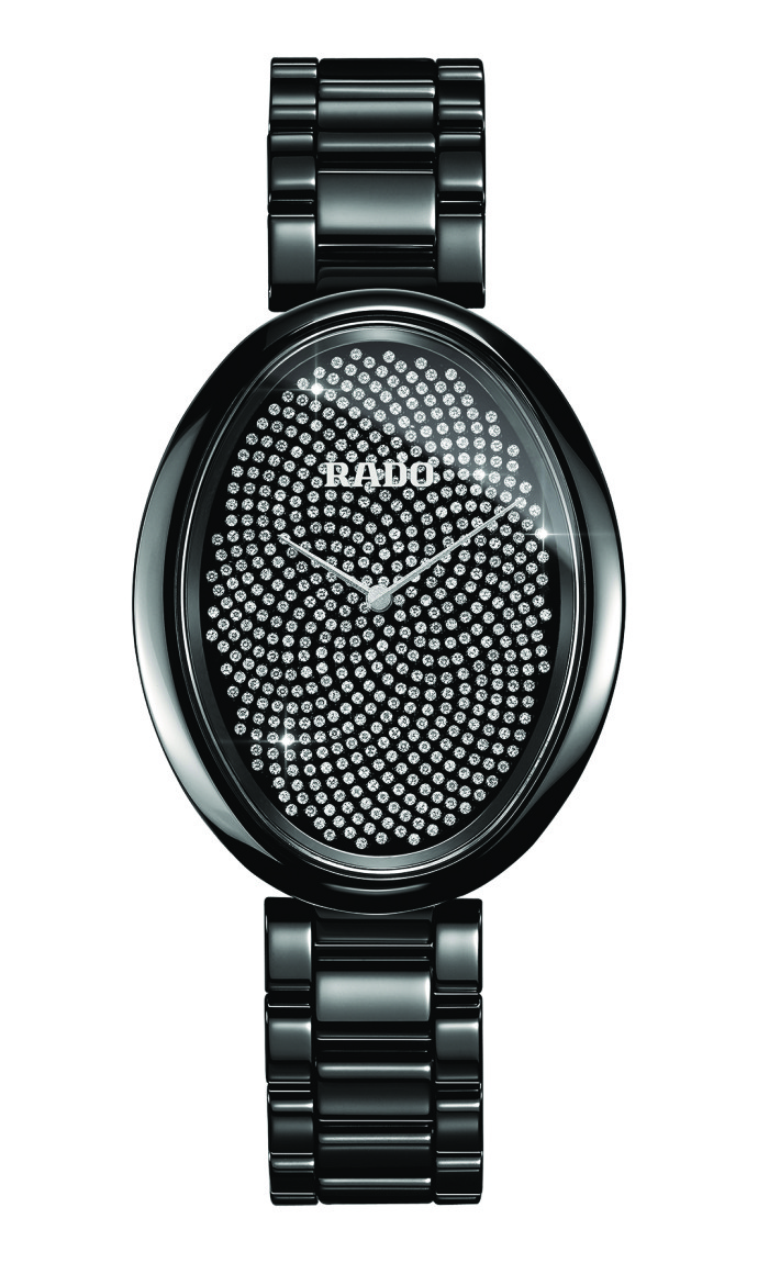 Baselworld Esenza Ceramic Diamants Fibonacci