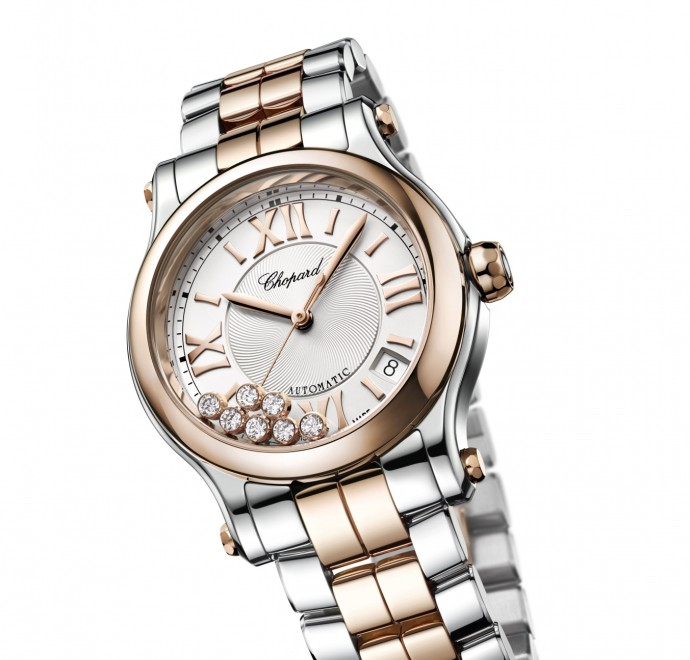 Chopard Happy Sport Medium Automatic Two Tone