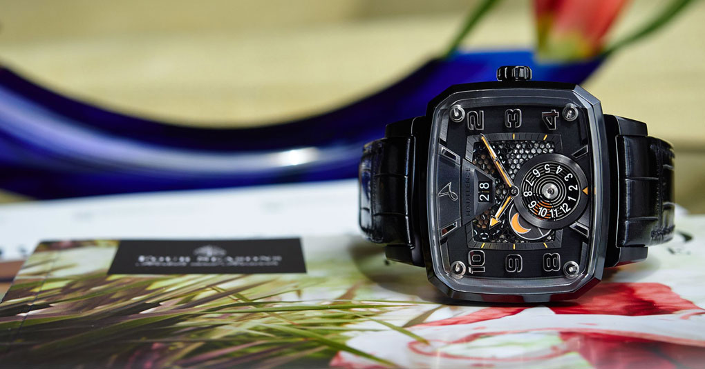 Hautlence Destination 03 montre