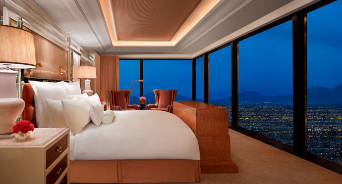 The 10 Most Beautiful Suites In Las Vegas