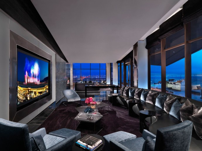 Las Vegas suites Red Rock One 80