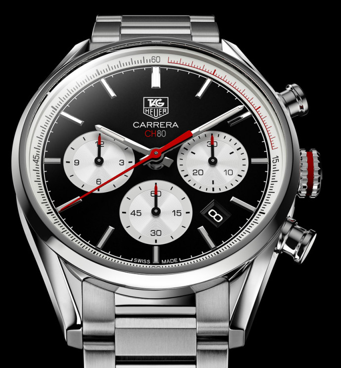 TAG Heuer Carrera CH 80 watch