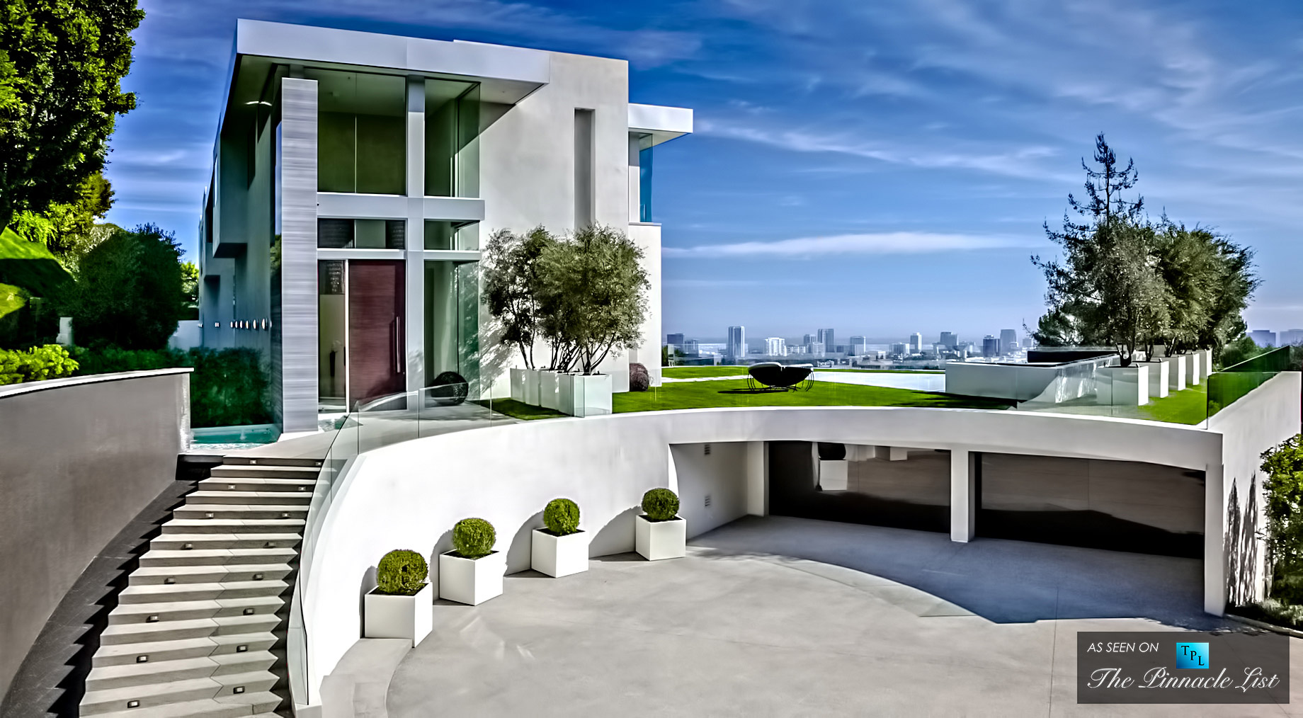 ... Villa Design Skyline Residence Los Angeles; 12 Photos