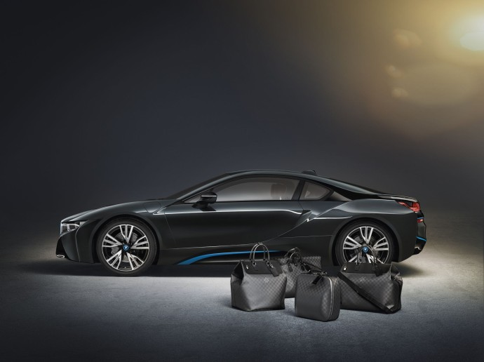 Vuitton for BMW i8