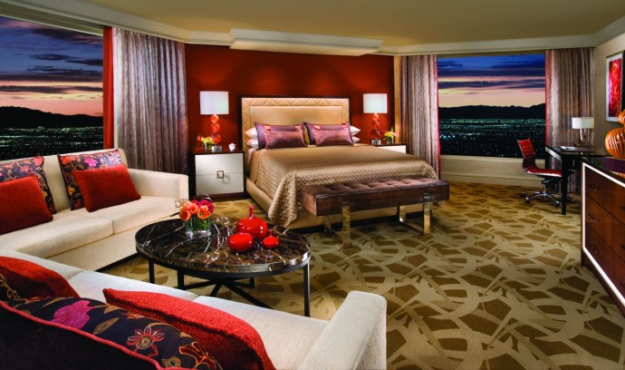 las vegas suites bellagio presidential suite