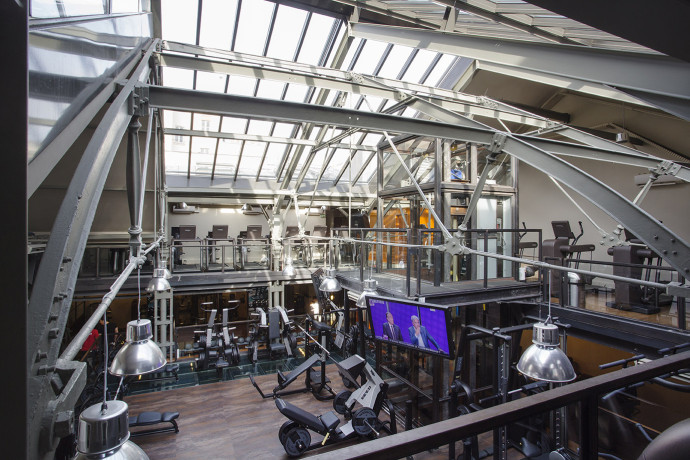 The 10 best places to work out in Paris - Luxury Design