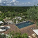 Legendary Expeditions Mwiba Lodge Swimming Pool View