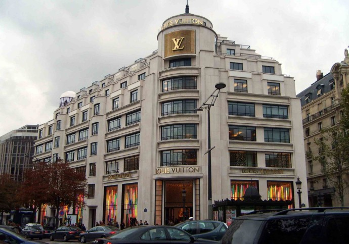 Louis Vuitton Paris Atelier
