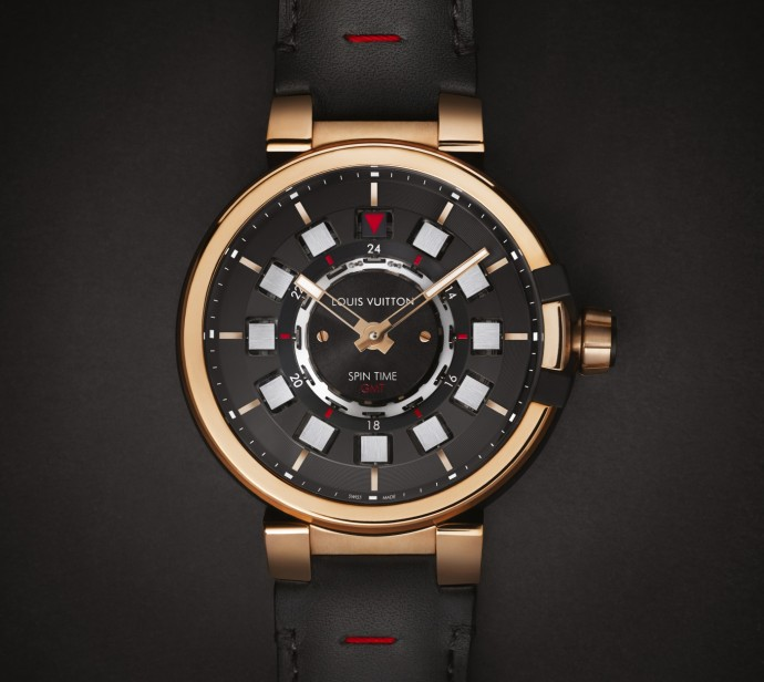 Louis Vuitton Tambour eVolution Spin Time