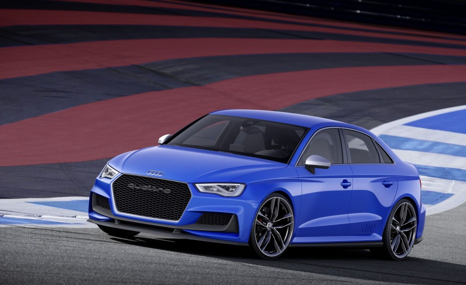 Audi A3 clubsport circuit racer