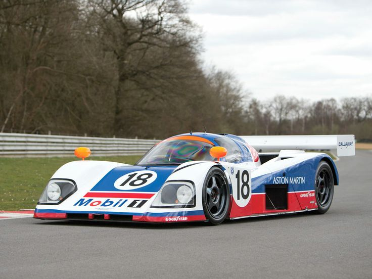 RM auction aston martin amr1 GrC