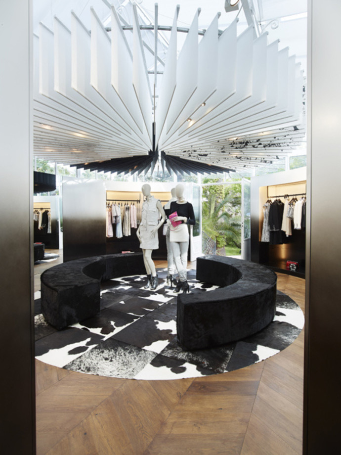 Boutique Chanel St Tropez