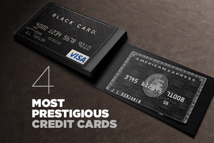 Most prestigious credit card