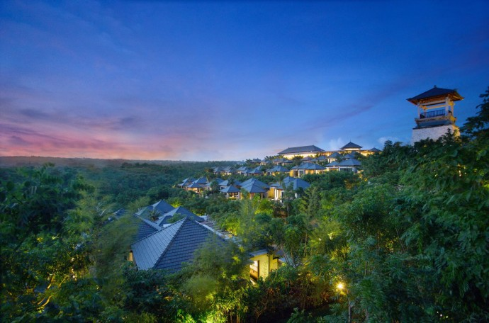 Banyan Tree Ungasan in Bali honeymoon